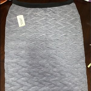 NWT Bodycon midi skirt